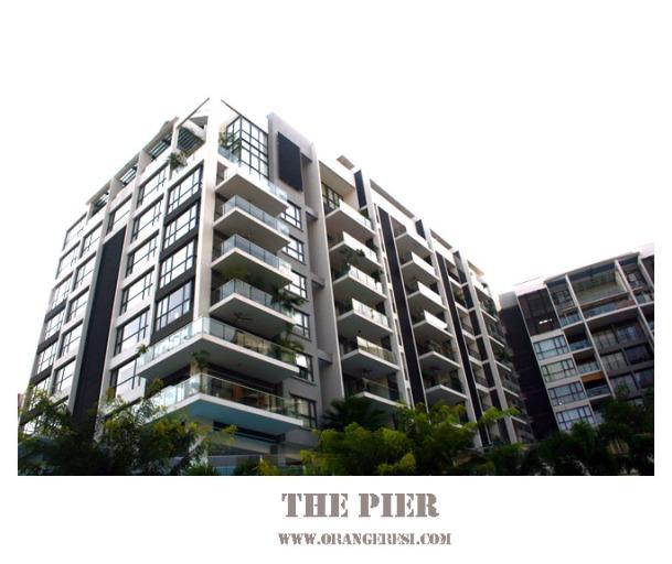The Pier Condominium at Robertson Quay